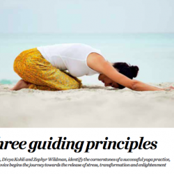 Guiding Principles for Yoga Practice