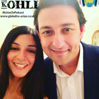 Globalise Asian interview with Divya Kohli