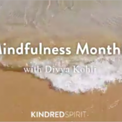 Mindfulness Monthly with Divya Kohli and Kindred Spirit