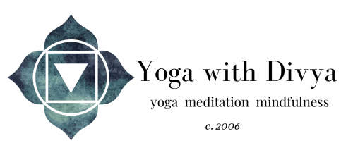 Yoga with Divya Logo1