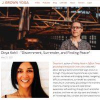 Podcast J Brown Yoga